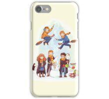 Mischievous Magical Merriment iPhone Case/Skin