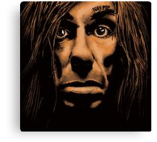 The Godfather of Punk Canvas Print