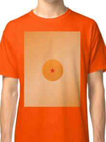 The One-Star Dragon Ball Classic T-Shirt