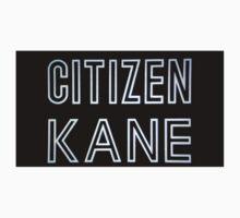 Citizen Kane  One Piece - Short Sleeve