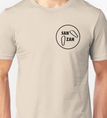 Sanzan: Triple Battle (2016) Unisex T-Shirt