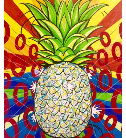 Disco Pineapple  Sticker