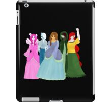 Alice In Monster Apartments Page One iPad Case/Skin