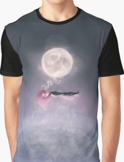 Moonsende / Back to Home Graphic T-Shirt