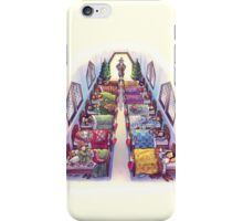 Twas the night before Christmas, when all through Erebor... iPhone Case/Skin