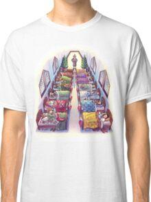 Twas the night before Christmas, when all through Erebor... Classic T-Shirt