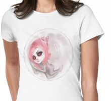 Dreaming Sometimes Womens Fitted T-Shirt