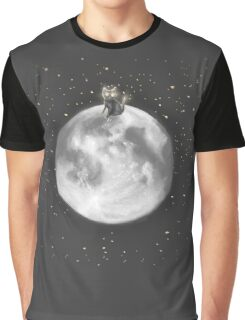 Lost in a Space / Moonelsh Graphic T-Shirt