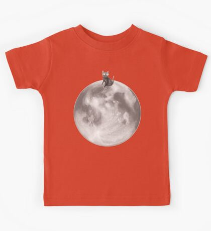 Lost in a Space / Moonelsh Kids Tee