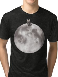 Lost in a Space / Moonelsh Tri-blend T-Shirt