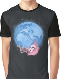Lost in a Space / Homeckly Graphic T-Shirt