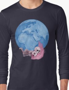 Lost in a Space / Homeckly Long Sleeve T-Shirt
