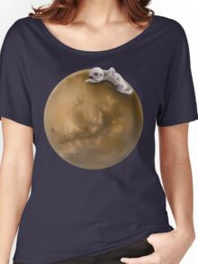 Lost in a Space / Marsporror Women's Relaxed Fit T-Shirt