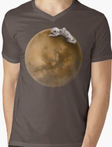 Lost in a Space / Marsporror Mens V-Neck T-Shirt