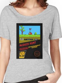 McDuck HUNT Women's Relaxed Fit T-Shirt