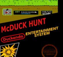 McDuck HUNT Sticker