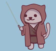 Neko atsume - Jedi cat Baby Tee