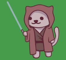 Neko atsume - Jedi cat Kids Tee