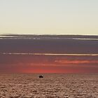 Lonely Boat 1000 Oceans by PumpkinH