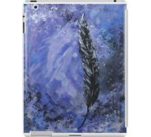 The Black Feather iPad Case/Skin