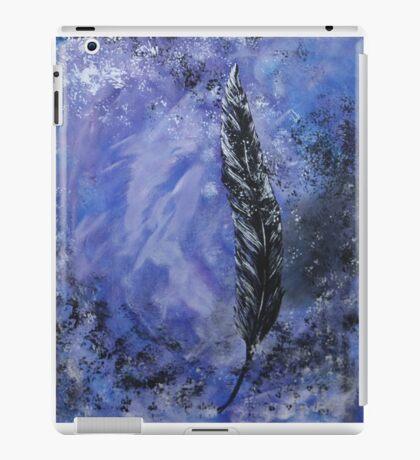 The Black Feather iPad Case/Skin