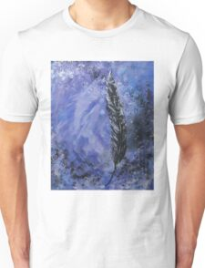 The Black Feather Unisex T-Shirt
