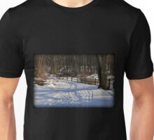 Winter Trails Unisex T-Shirt