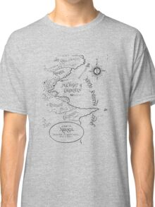 A MAP TO NARNIA Classic T-Shirt