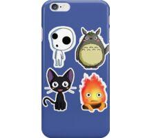 fushion ghibli iPhone Case/Skin