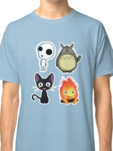 fushion ghibli Classic T-Shirt