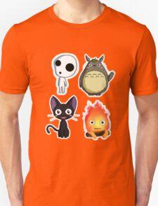 fushion ghibli T-Shirt