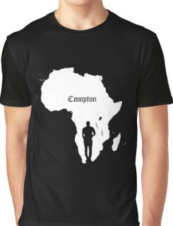 COMPTON/AFRICA Graphic T-Shirt
