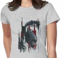 HEEERE'S XENO! Womens Fitted T-Shirt