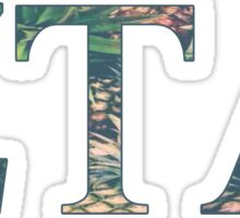 Zeta Tau Alpha - Pineapple Sticker