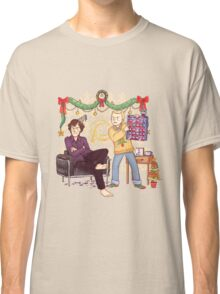 The Mystery of the Advent Chocolates Classic T-Shirt