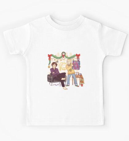 The Mystery of the Advent Chocolates Kids Tee
