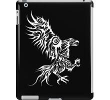 White Hawk iPad Case/Skin