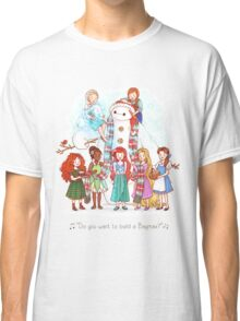 Do You Want to Build a Baymax? Classic T-Shirt