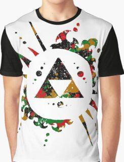 SPLASH INK  Graphic T-Shirt