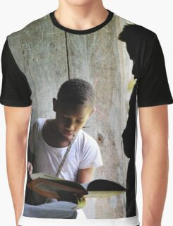 The joy of reading Graphic T-Shirt