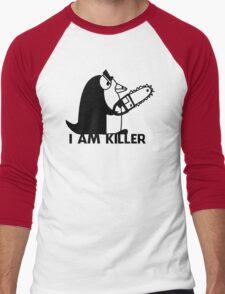 Killer Penguin Funny Man Tshirt T-Shirt