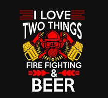 Firefighter Beer Unisex T-Shirt