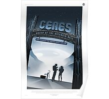 Ceres Travel Poster Poster