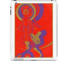 Alien Goddess iPad Case/Skin