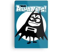 THE AQUABATS Metal Print