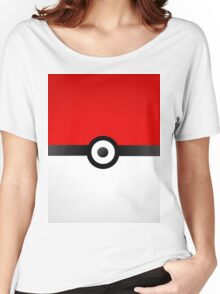 Pokeball Power! Women's Relaxed Fit T-Shirt
