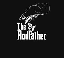 The Rodfather Fishing Unisex T-Shirt