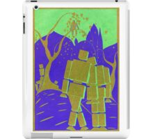 Robots in Love iPad Case/Skin