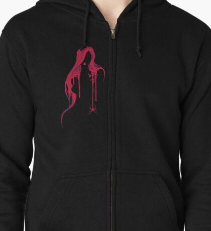 Black Widow - hoodies Zipped Hoodie