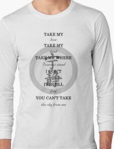 Firefly - Ballad of Serenity Long Sleeve T-Shirt